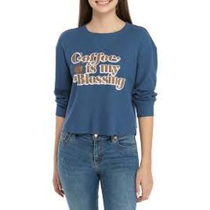 COFFEE Is My Blessing - Cold Crush Thermal Shirt